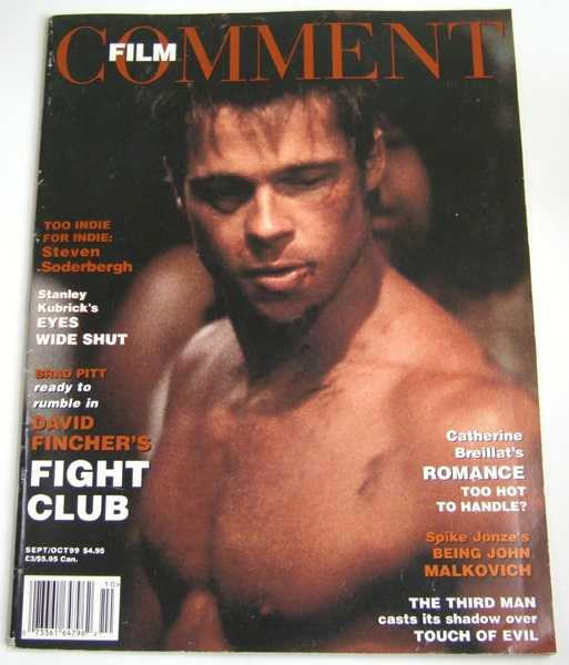 Image for Film Comment (September-October, 1999, Volume 35, #5)