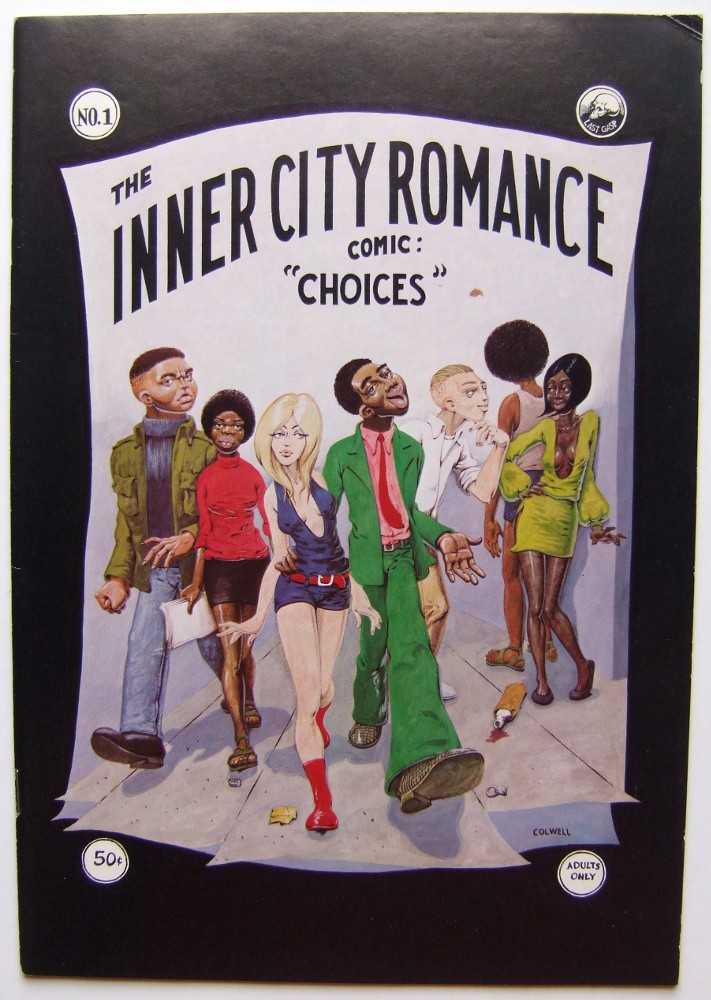 Image for Inner City Romance Comix 1: Choices