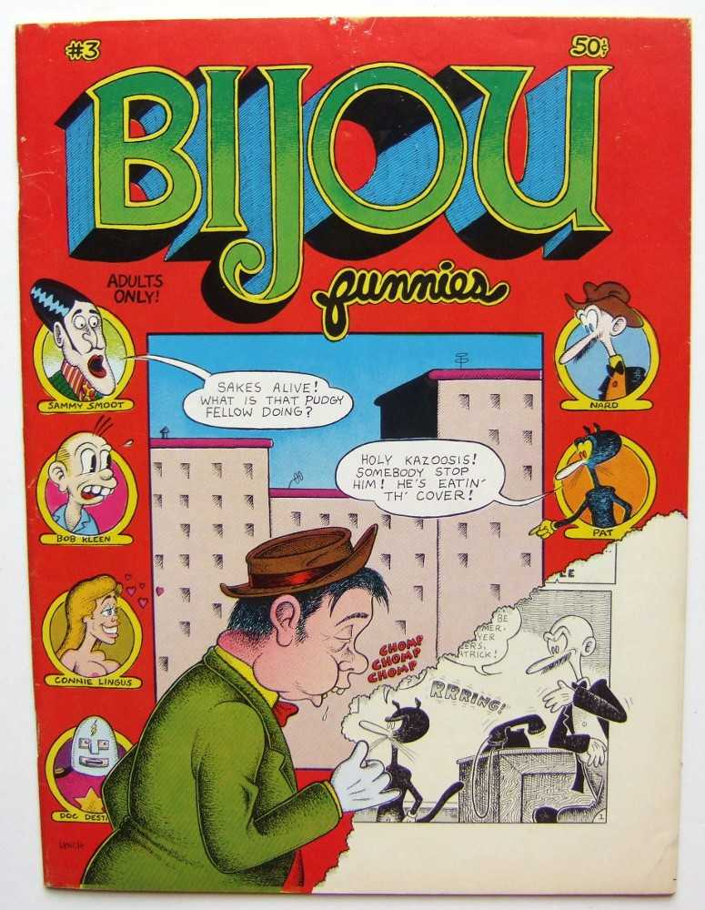 Image for Bijou Funnies #3