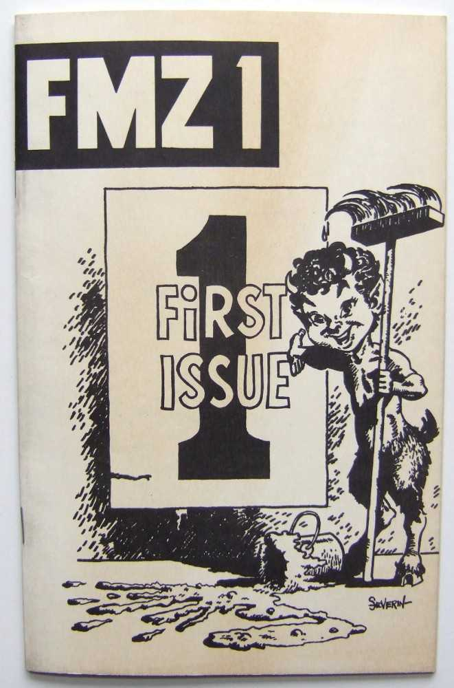 Image for FMZ 1 (March, 1970)
