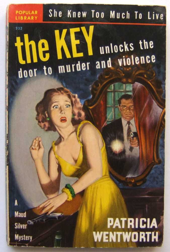 Image for The Key (A Miss Maud Silver Mystery)