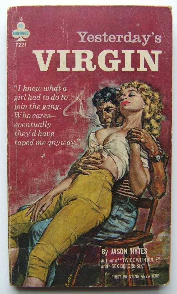 Image for Yesterday's Virgin