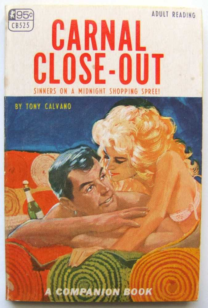 Image for Carnal Close-Out
