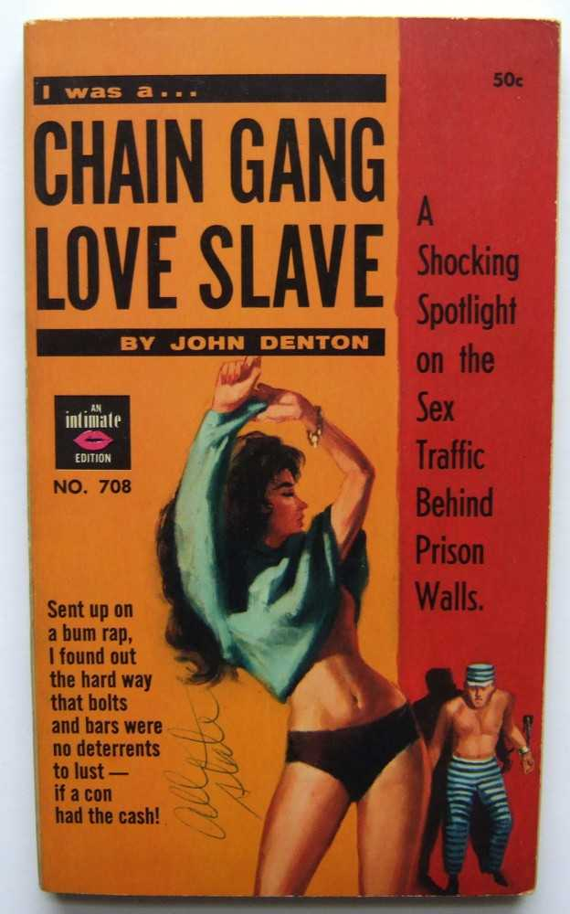 Image for I Was a Chain Gang Love Slave
