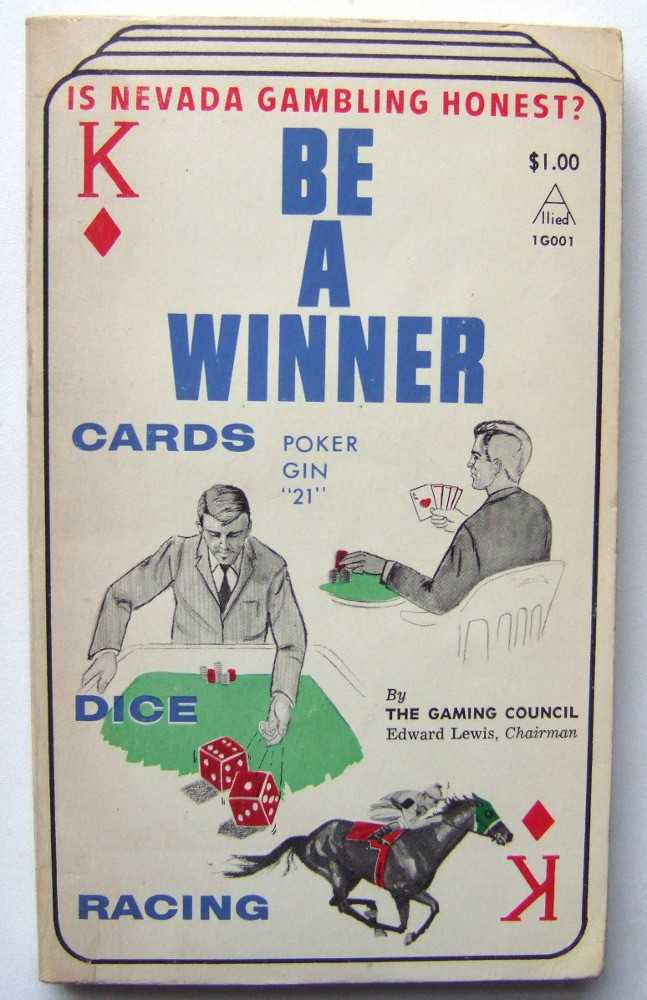 Image for Be a Winner: Get the Edge in 21, Gin, Poker, Sports Betting