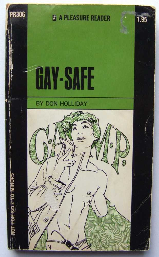 Image for Gay-Safe (The Man from C.A.M.P. CAMP #10)