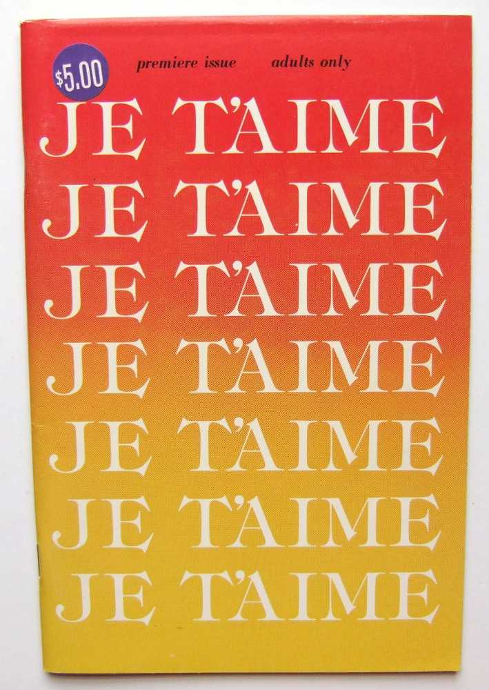 Image for Je T'Aime #1