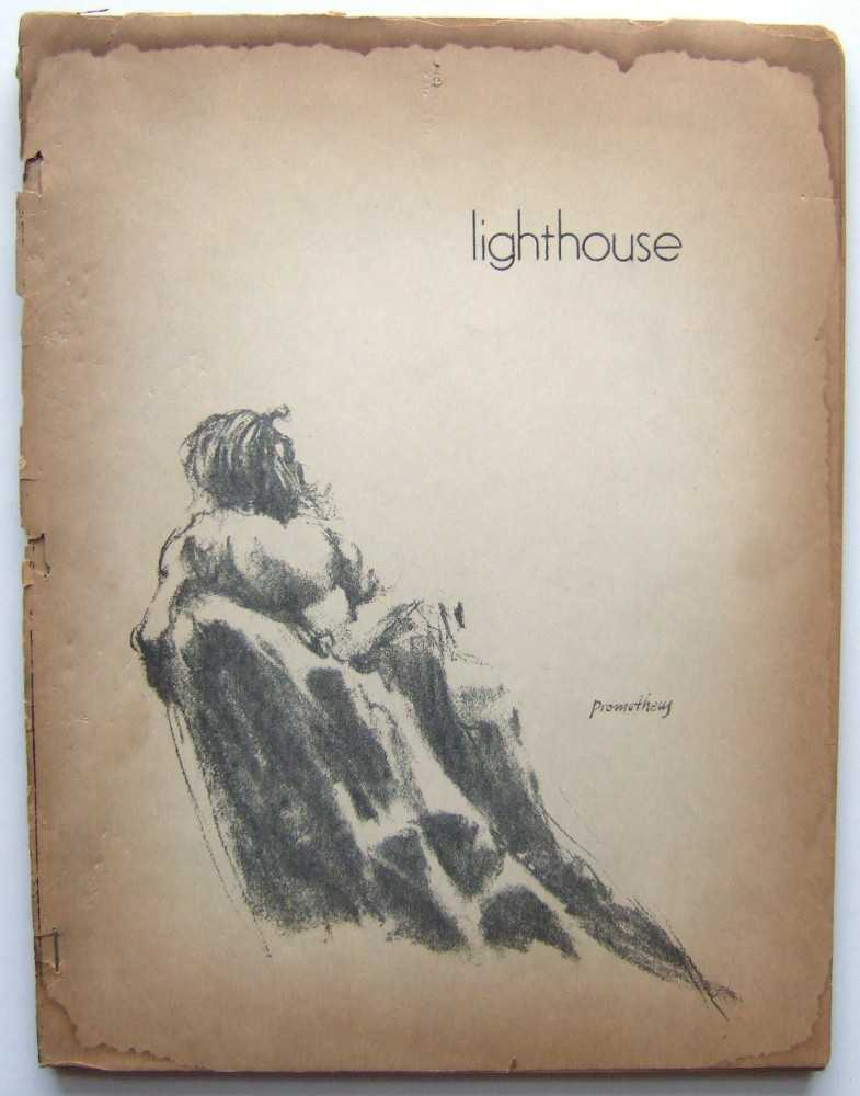 Image for Lighthouse (Mimeo 'zine October, 1966, No. 14)