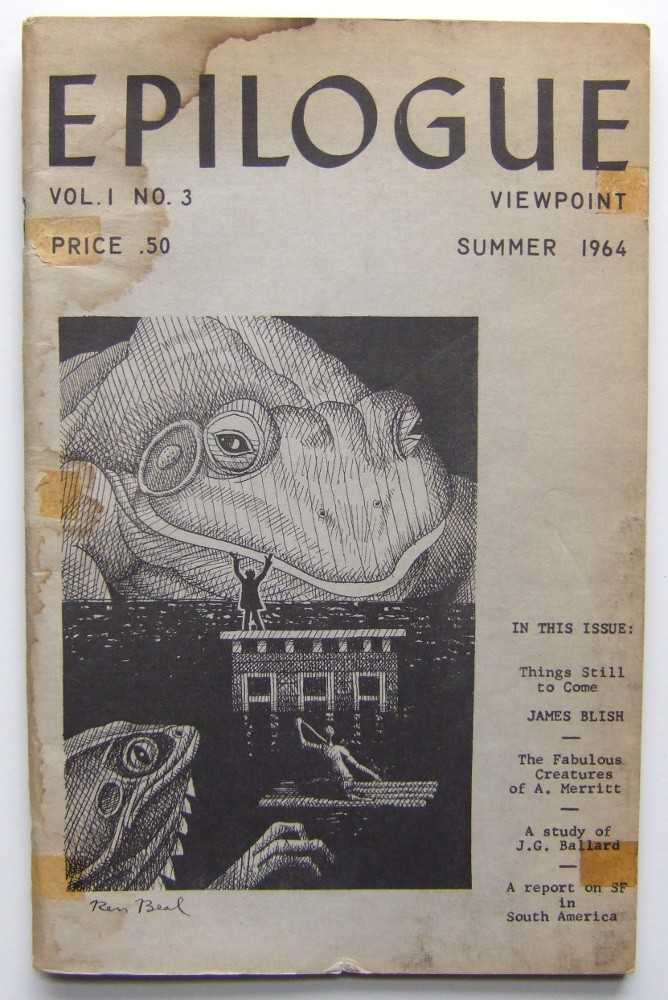 Image for Epilogue Viewpoint ('zine. Summer, 1964. Vol. 1, No. 3)