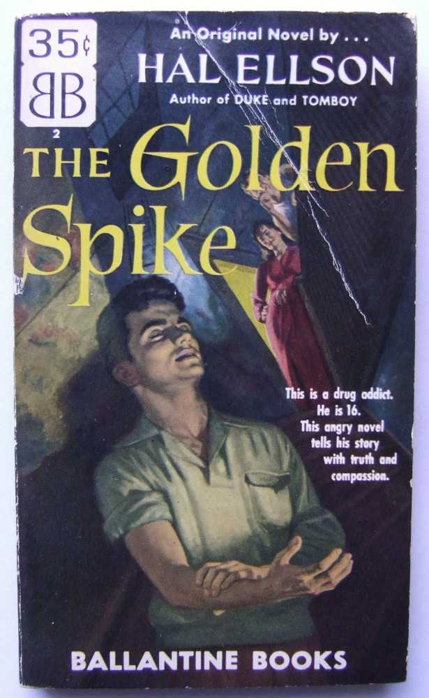 Image for The Golden Spike