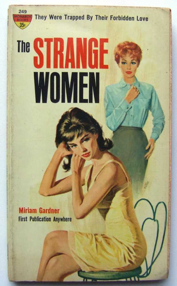 Image for The Strange Women