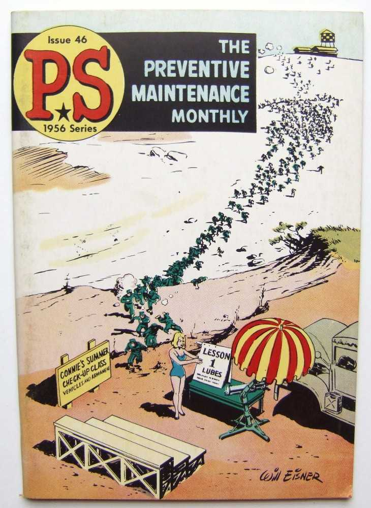 Image for PS: The Preventive Maintenance Monthly, 1956 Series, Issue #46