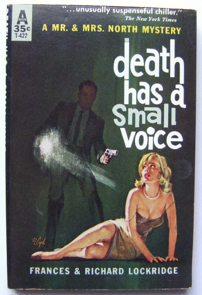 Image for Death Has a Small Voice: A Mr. and Mrs. North Mystery