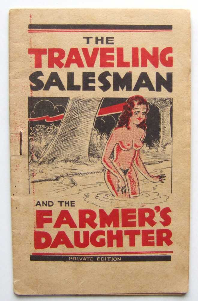 Image for The Traveling Salesman and the Farmer's Daughter: Private Edition (Tijuana Bible)