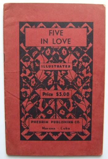 Image for Five in Love, Illustrated