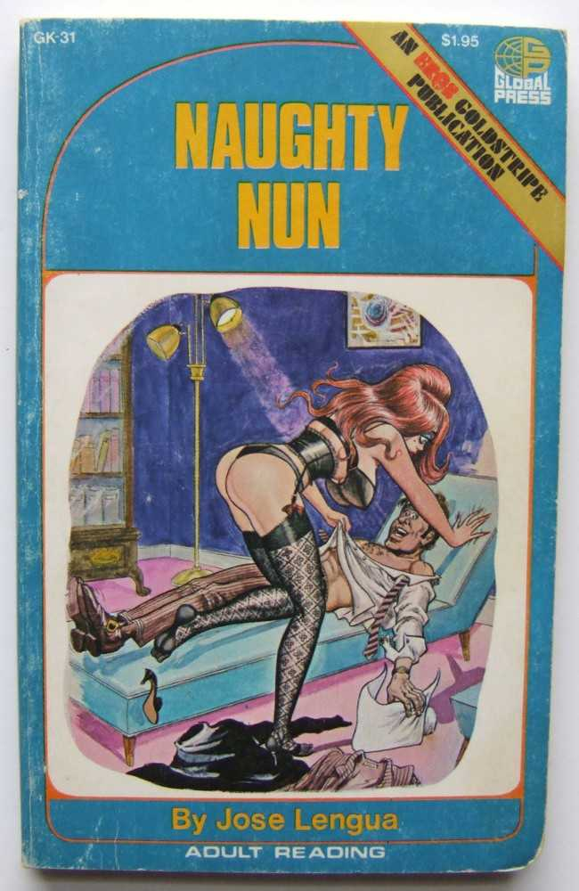 Image for Naughty Nun