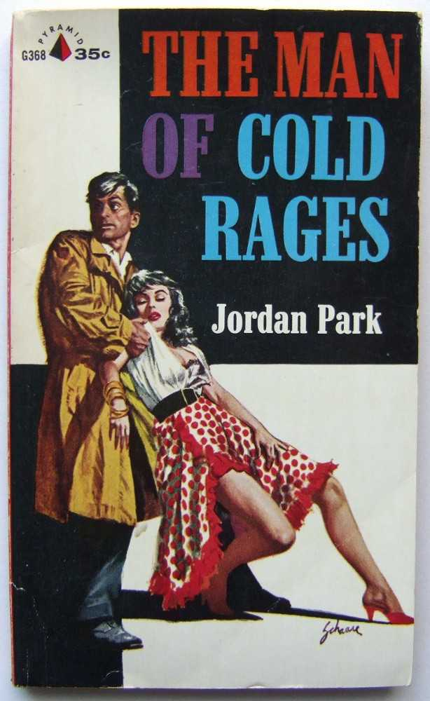 Image for The Man of Cold Rages