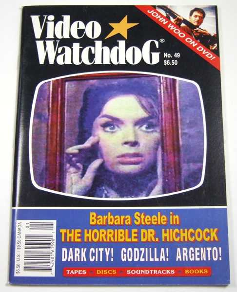 Image for Video Watchdog #49 (January / February, 1999)