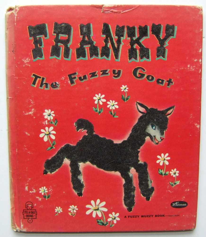 Image for Franky The Fuzzy Goat (Tell-A-Tale Book 820:15)