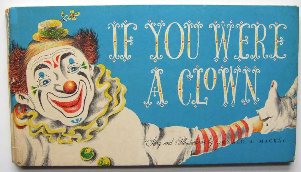 Image for If You Were a Clown