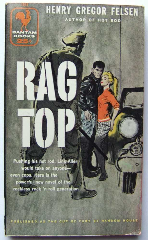 Image for Rag Top (previously published as: The Cup of Fury)