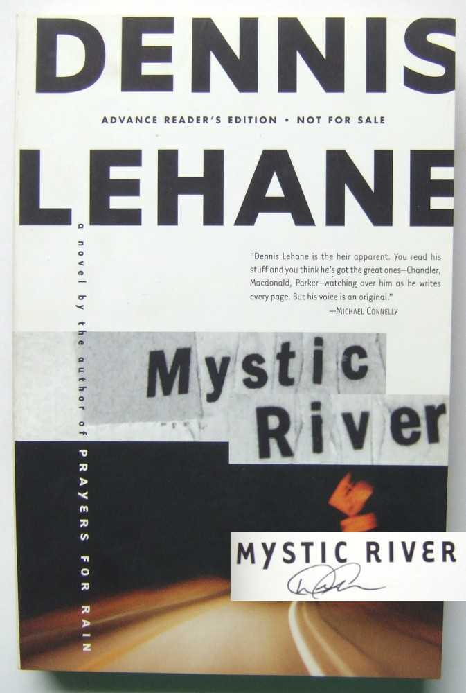 Image for Mystic River [SIGNED, Advance Reader's Edition]