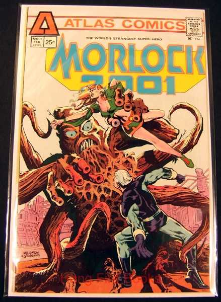 Image for Morlock 2001 #1