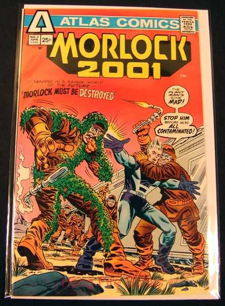 Image for Morlock 2001 #2