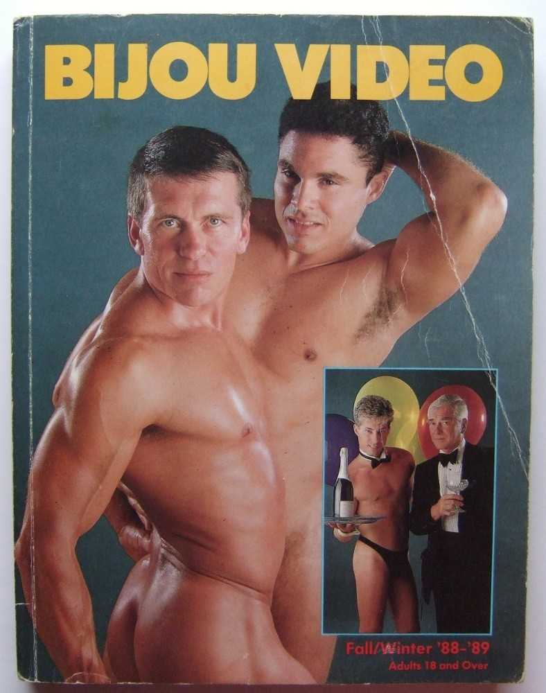 Image for Bijou Video Sales Catalog, Fall/Winter 1988-1989