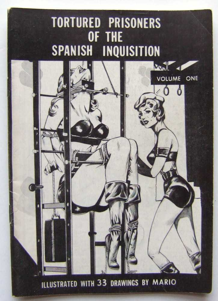 Image for Tortured Prisoners of the Spanish Inquisition (Volume Number One)