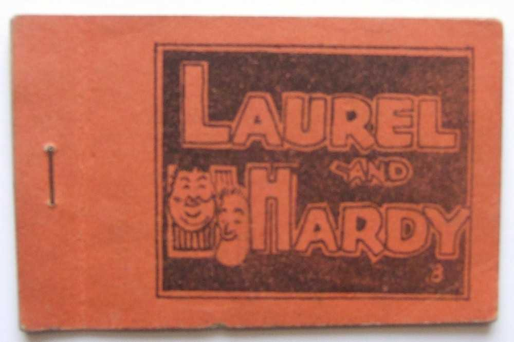 Image for Laurel and Hardy (Tijuana Bible)