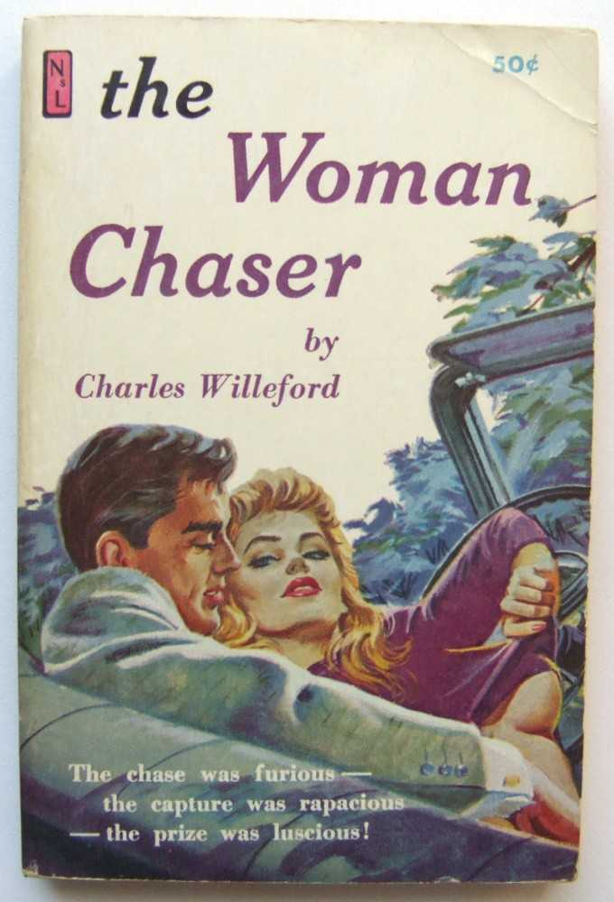 Image for The Woman Chaser