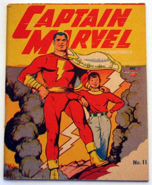 Image for Captain Marvel Adventures #11A (Mighty Midget Comics)