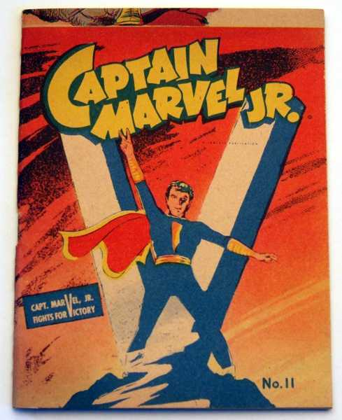 Image for Captain Marvel Jr. #11A (Mighty Midget Comics)