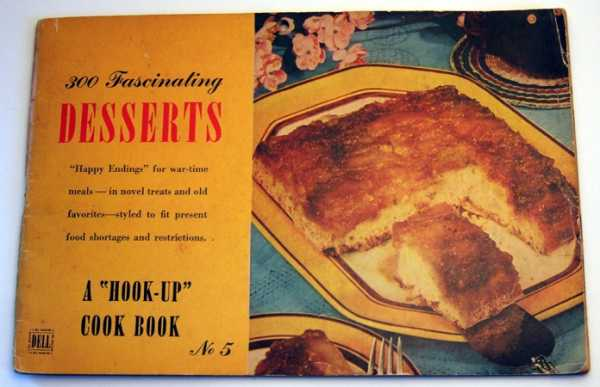 "Image for 300 Fascinating Desserts: A ""Hook-Up Cook Book"" No. 5"
