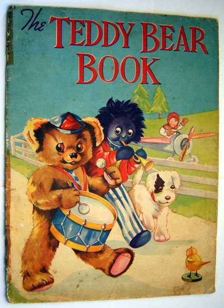 Image for The Teddy Bear Book [Golliwog]