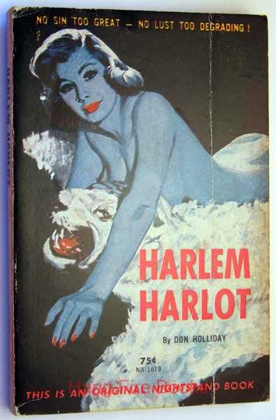 Image for Harlem Harlot