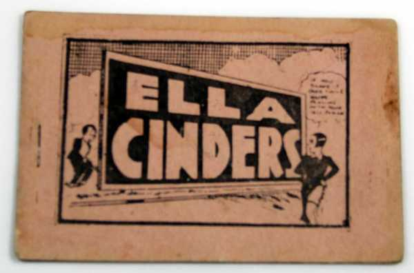 Image for Ella Cinders (Tijuana Bible, 8-Pager)