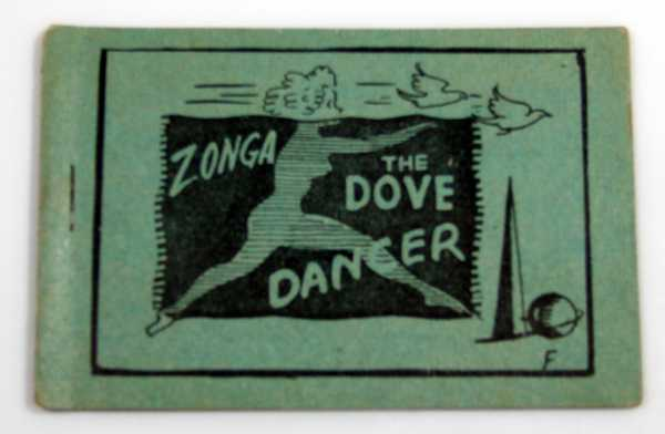 Image for Zonga, The Dove Dancer (1939 World's Fair) (Tijuana Bible, 8-Pager)