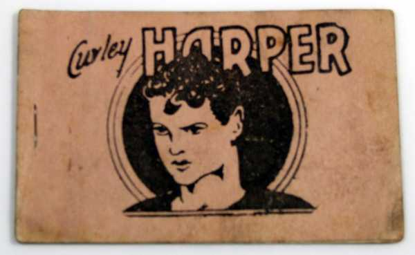 Image for Curley Harper (Tijuana Bible, 8-Pager)