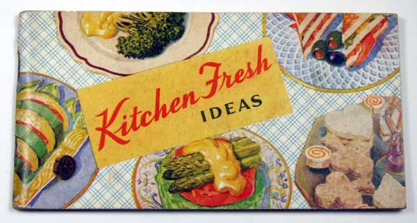 Image for Kitchen Fresh Ideas from Kraft