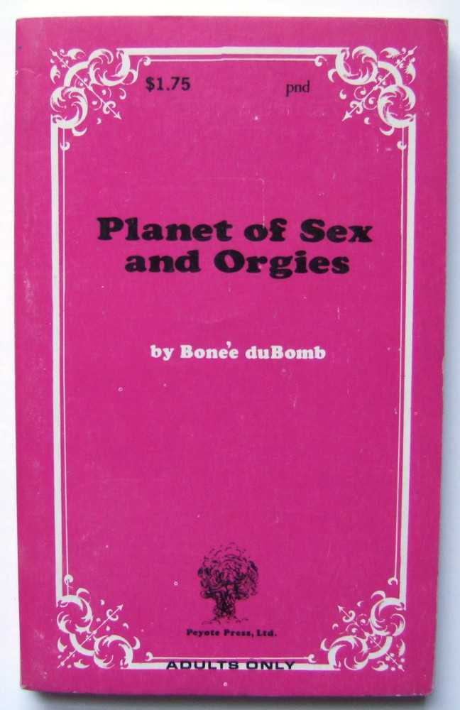 Image for Planet of Sex and Orgies