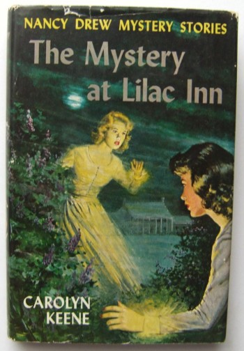 Image for The Mystery at Lilac Inn (Nancy Drew #4)