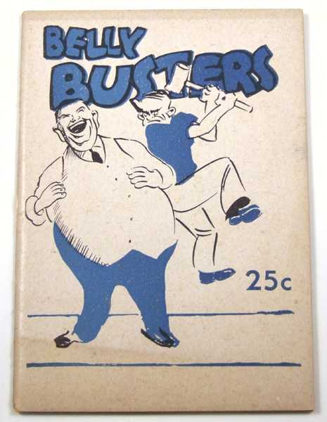 Image for Belly Busters (Joke Book)