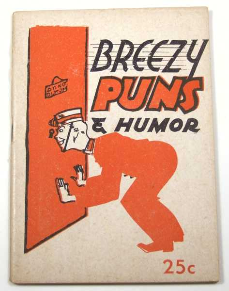 Image for Breezy Puns & Humor (Joke Book)