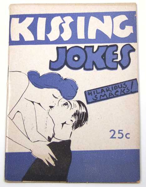 Image for Kissing Jokes: Hilarious Smacks! (Joke Book)