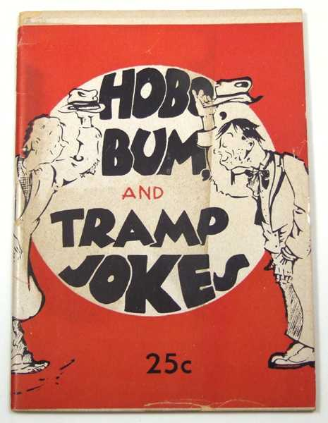 Image for Hobo, Bum, and Tramp Jokes (Joke Book)