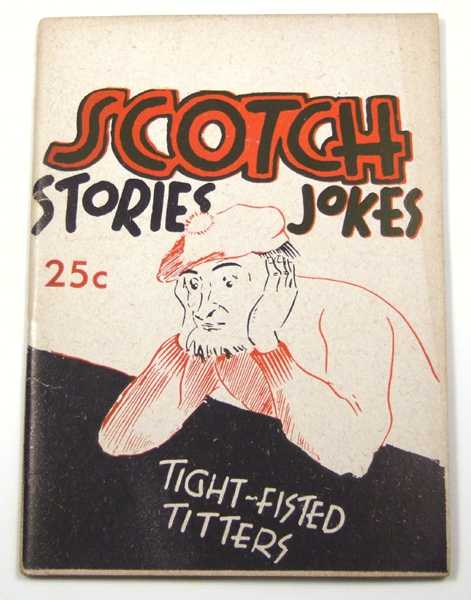 Image for Scotch Stories & Jokes (Scottish, Scotland Joke Book)