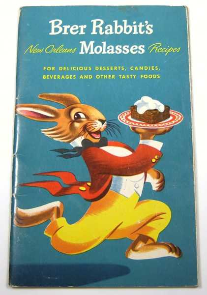 Image for Brer Rabbit's Modern Recipes