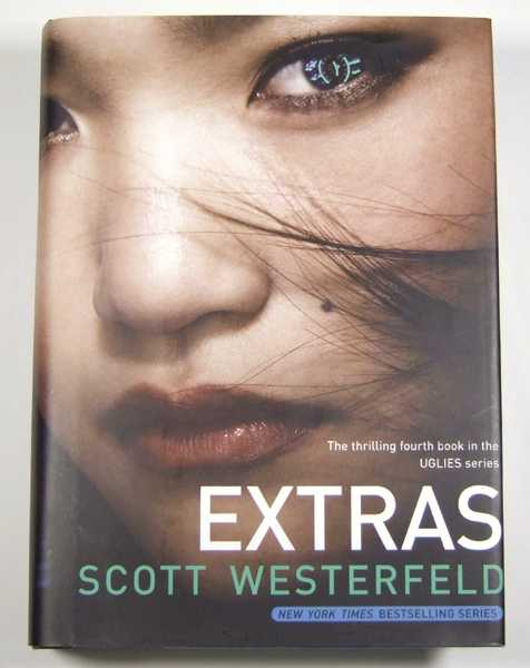 Image for Extras (Uglies Series #4)